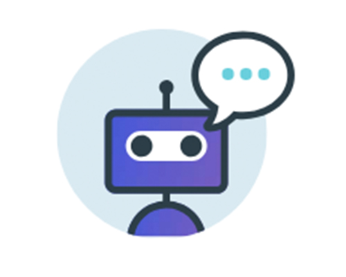 icon chat bot from Drift