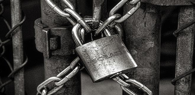 Security: Photo by John Salvino on Unsplash